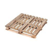 Gebruikte houten chemie pallet 1140x1140x156mm - CP9