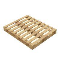 Eenmalige middelzware houten pallet 1200x1000x136mm