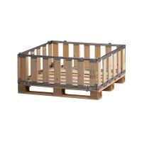 Demontabele MPBOX 1200x800x350mm - hout