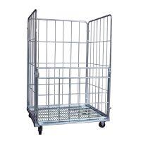 Metalen wasserij container 1200x1000x1800mm