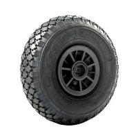 Luchtband wiel voor steekwagens 260x85mm - 25mm diameter