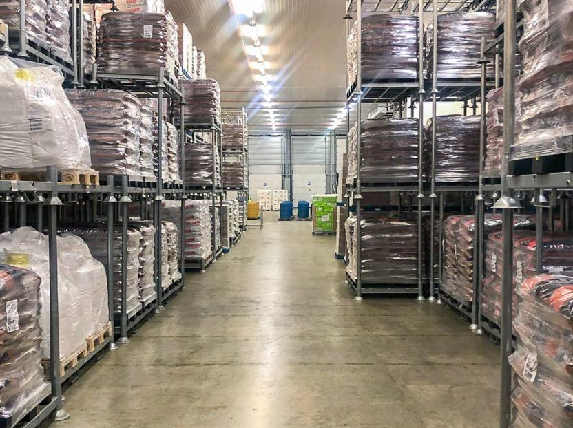 Goede samenwerking tussen Antwerp Cold Stores en Rotom België