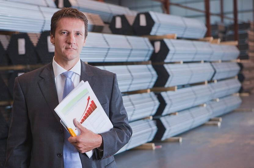 Huren van metalen verpakkingen als oplossing voor stijgende staalprijzen
