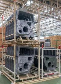 Verduurzaam de automobielindustrie met behulp van retourverpakkingen