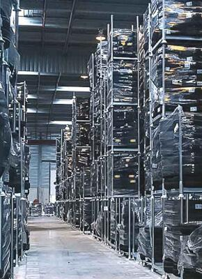 Hoe verbeteren mobiele magazijnstellingen de efficiëntie van magazijnen?