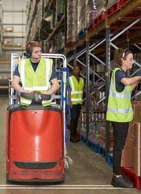 Snel en efficiënt werken in de e-commercebranche met rolcontainers