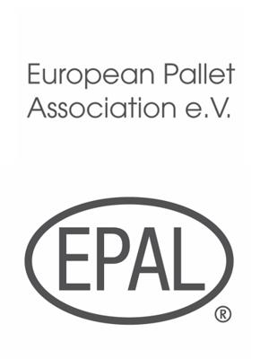 Pallets EPAL - Eigenschappen juiste EUR pallets